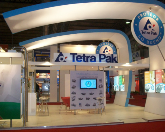 Stand Tetrapak